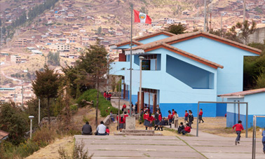 Video of the week: Education serves as a beacon of hope for Peruvians